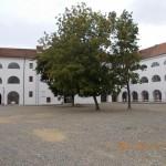 A frissen felújított nagyváradi vár