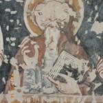 Szentháromság ábrázolás Segesvár vártemplomában